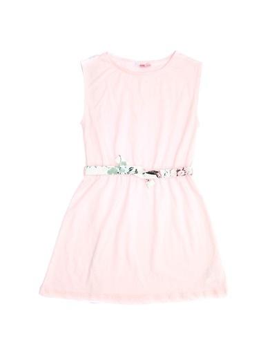 Pink&Orange Elbise Pembe